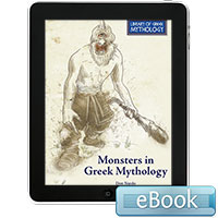 Library of Greek Mythology: Monsters in Greek Mythology eBook