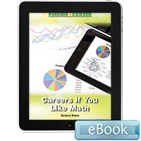 Finding a Career: Careers If You Like Math eBook
