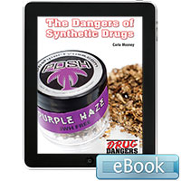 Drug Dangers: The Dangers of Synthetic Drugs eBook