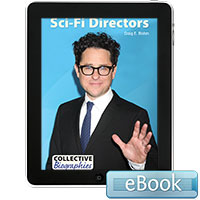 Collective Biographies: Sci-Fi Directors eBook