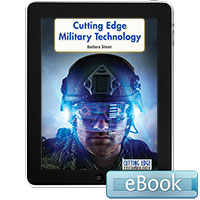 Cutting Edge Technology: Cutting Edge Military Technology eBook