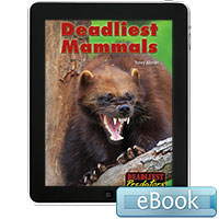 Deadliest Predators: Deadliest Mammals eBook