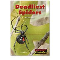 Deadliest Predators: Deadliest Spiders