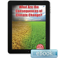 Issues in Society: What Are the Consequences of Climate Change? Ebook