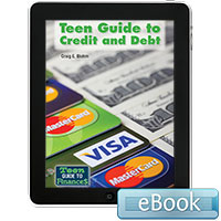 Teen Guide to Finances: Teen Guide to Credit and Debt eBook