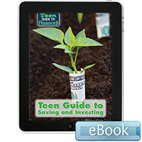 Teen Guide to Finances: Teen Guide to Saving and Investing eBook