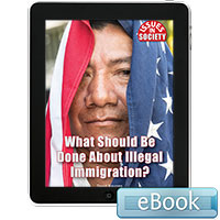Issues in Society: What Should Be Done About Illegal Immigration? Ebook
