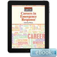 Exploring Careers: Careers in Emergency Response eBook