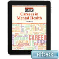 Exploring Careers: Careers in Mental Health eBook
