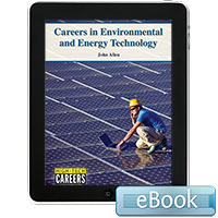 High-Tech Careers: Careers in Environmental and Energy Technology eBook