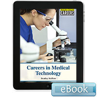 High-Tech Careers: Careers in Medical Technology eBook