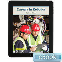High-Tech Careers: Careers in Robotics eBook
