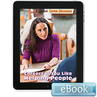 Careers If You Like Helping People - eBook