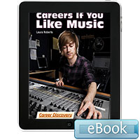 Careers If You Like Music - eBook