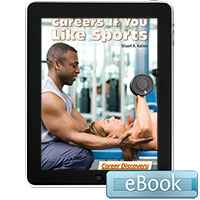 Careers If You Like Sports - eBook