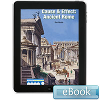 Cause & Effect: Ancient Rome - eBook