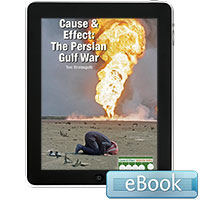 Cause & Effect: The Persian Gulf War - eBook