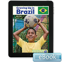 Growing Up in Brazil - eBook