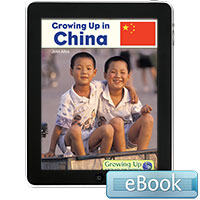 Growing Up in China - eBook