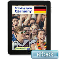 Growing Up in Germany - eBook