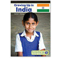 Growing Up Around the World: Growing Up in India