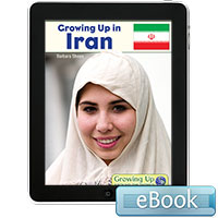 Growing Up in Iran - eBook