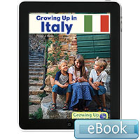Growing Up in Italy - eBook