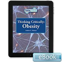 Thinking Critically: Obesity - eBook