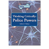 Thinking Critically: Police Powers