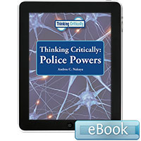 Thinking Critically: Police Powers - eBook