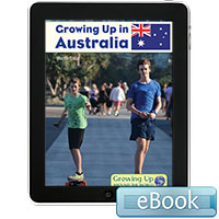 Growing Up in Australia - eBook