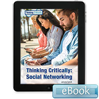 Thinking Critically: Social Networking - eBook