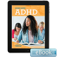 Living with ADHD - eBook