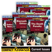 Compact Research: Current Issues Series - 36 Hardcover Books