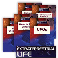 Extraterrestrial Life Series - 5 Hardcover Books