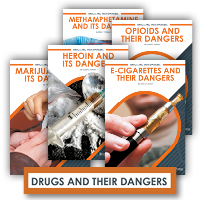 Drugs and Their Dangers Set