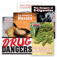 Drug Dangers Hardcover Set