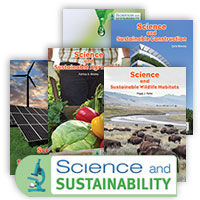 Science and Sustainability Hardcover Set
