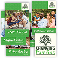 Changing Families Hardcover Set