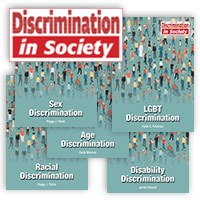 Discrimination in Society Hardcover Set