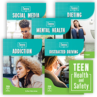 Teen Health and Safety Hardcover Set